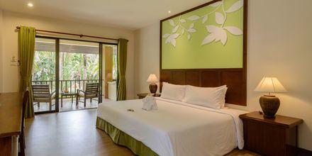 Dubbelrum på hotell The Leaf Oceanside By Katathani i Khao Lak, Thailand.