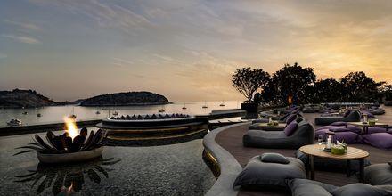 Hotell The Nai Harn Phuket, Thailand.