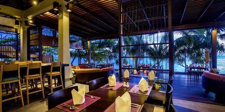 Restaurangen på The Passage Samui Villas & Resort, Thailand.