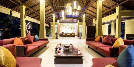 Lobby på The Passage Samui Villas & Resort, Thailand.