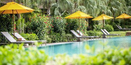 Poolområde på The Passage Samui Villas & Resort, Thailand.
