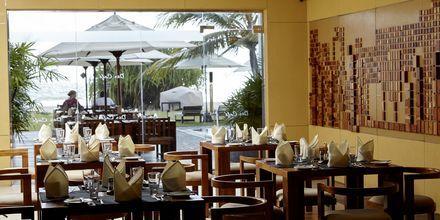 Snackbaren Der Café på hotell The Surf i Bentota, Sri Lanka.