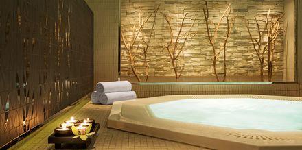 Spa på hotell The Westin Dubai Mina Seyahi i Dubai, Förenade Arabemiraten.