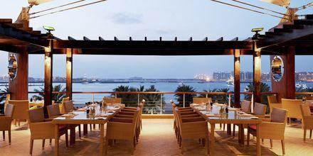 Italienska restaurangen Bussola på The Westin Dubai Mina Seyahi.