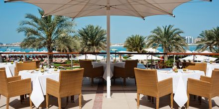 Restaurang Bussola på The Westin Dubai Mina Seyahi.