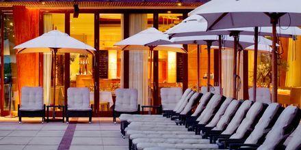 Restaurang Bussola på hotell The Westin Dubai Mina Seyahi i Dubai.