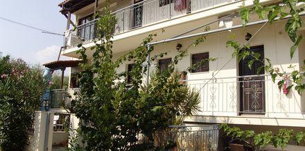 Hotell Theano i Stoupa, Grekland.