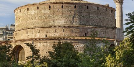 Galerius rotunda i Thessaloniki, Grekland.