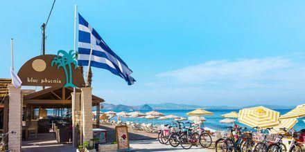 Tigakistranden på Kos, Grekland.
