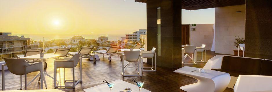Takbaren på hotell Tigotan Lovers & Friends Playa de las Americas på Teneriffa.
