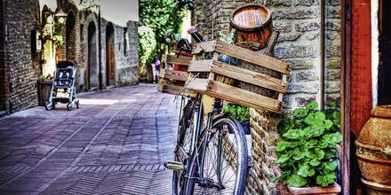 Njut av det goda livet i Toscana.