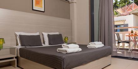Tvårumslägenhet på hotell Trianon på Zakynthos, Grekland.