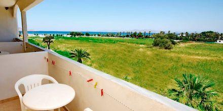 Dubbelrum på hotell Tropical Sol i Tigaki på Kos, Grekland.