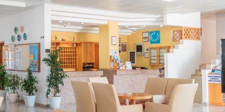 Restaurang på hotell Tropical Sol i Tigaki på Kos, Grekland.