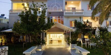 Hotell Tropicana, Kato Stalos, Kreta.