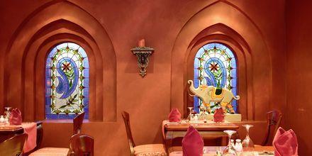 Restaurang på hotell Tropitel Sahl Hasheesh, Egypten.