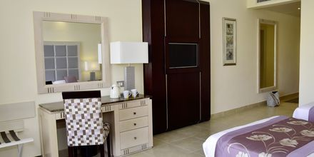 Deluxerum på hotell Tropitel Sahl Hasheesh, Egypten.