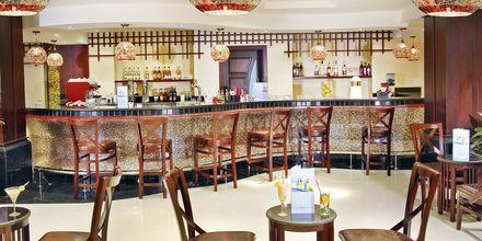 Lobbybar på hotell Tropitel Sahl Hasheesh, Egypten.