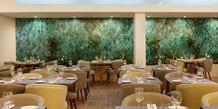 Restaurang på hotell Turim Santa Marina i Funchal på Madeira.