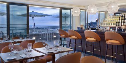 Bar på hotell Turim Santa Marina i Funchal på Madeira.