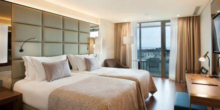 Dubbelrum på hotell Turim Santa Marina i Funchal på Madeira.