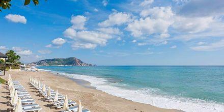 Turkiet är känt för sina långa sandstränder.