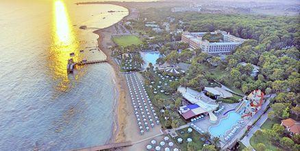 Hotell Turquoise i Side, Turkiet.