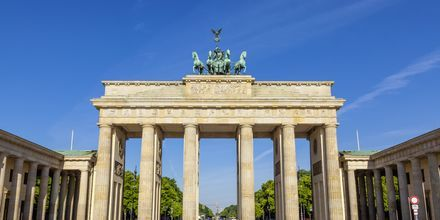 Brandenburger Tor i Berlin