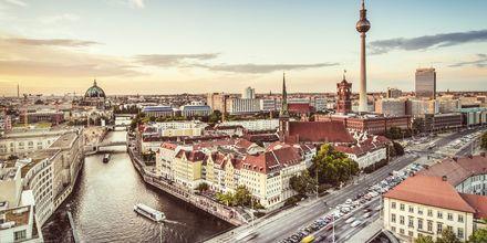 Vy över Berlin, Tyskland