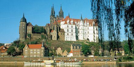 Tyskland har gott om stora slott och vackra byggnader