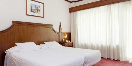 Dubbelrum på hotell Valle Mar i Puerto de la Cruz på Teneriffa.