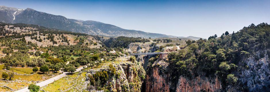 Vandringsresa västra Kreta