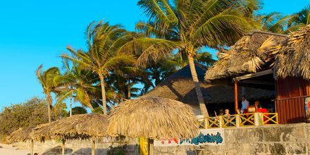 Strandrestaurang i Varadero, Kuba.