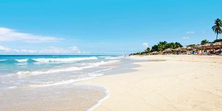 Stranden i Varadero.