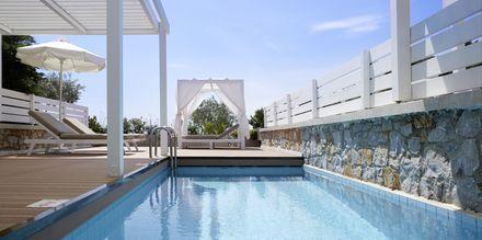 Hotell Kassandra Bay Suites & Spa i Vasilias på Skiathos.