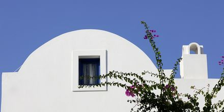 Hotell Veggera på Santorini, Grekland.