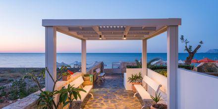 Hotell Veli i Kato Stalos på Kreta, Grekland.