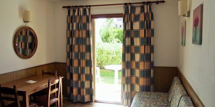 Enrumslägenhet på hotell Venecia i Alcudia på Mallorca, Spanien.