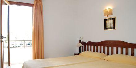 Enrumslägenhet på hotell Venecia Apartamentos i Alcudia, Mallorca.