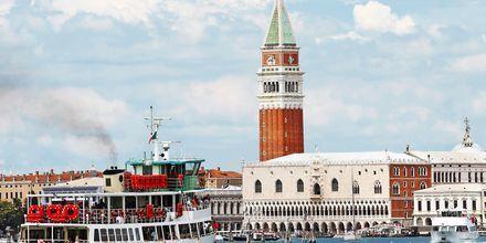 Dogepalatset i Venedig.