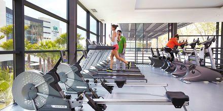Gym på VIDAMAR Resorts Madeira, Portugal.