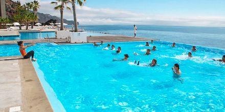 Gruppträning på VIDAMAR Resorts Madeira, Portugal.