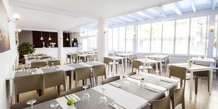 Restaurang på hotell Vigilia Park i Los Gigantes på Teneriffa, Kanarieöarna.