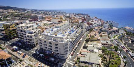 Hotell Vigilia Park i Los Gigantes på Teneriffa, Kanarieöarna.