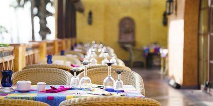 Restaurang Pancho Villa på Villa Cortés i Playa de las Americas, Teneriffa.