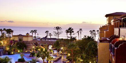 Hotell Villa Cortés i Playa de las Americas, Teneriffa.