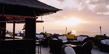 Bar på hotell Villa Cortés i Playa de las Americas, Teneriffa.