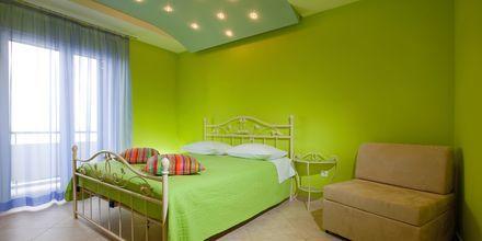 Mindre enrumslägenhet på Villa David i Podgora, Makarska rivieran.