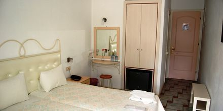 Enkelrum på hotell Villa Marie i Sivota, Grekland.
