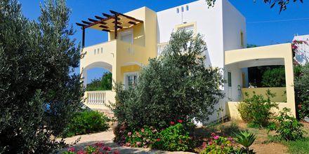 Villa Ostria på Leros, Grekland.